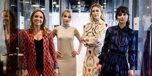 El reparto se despide de 'Las Chicas del Cable'