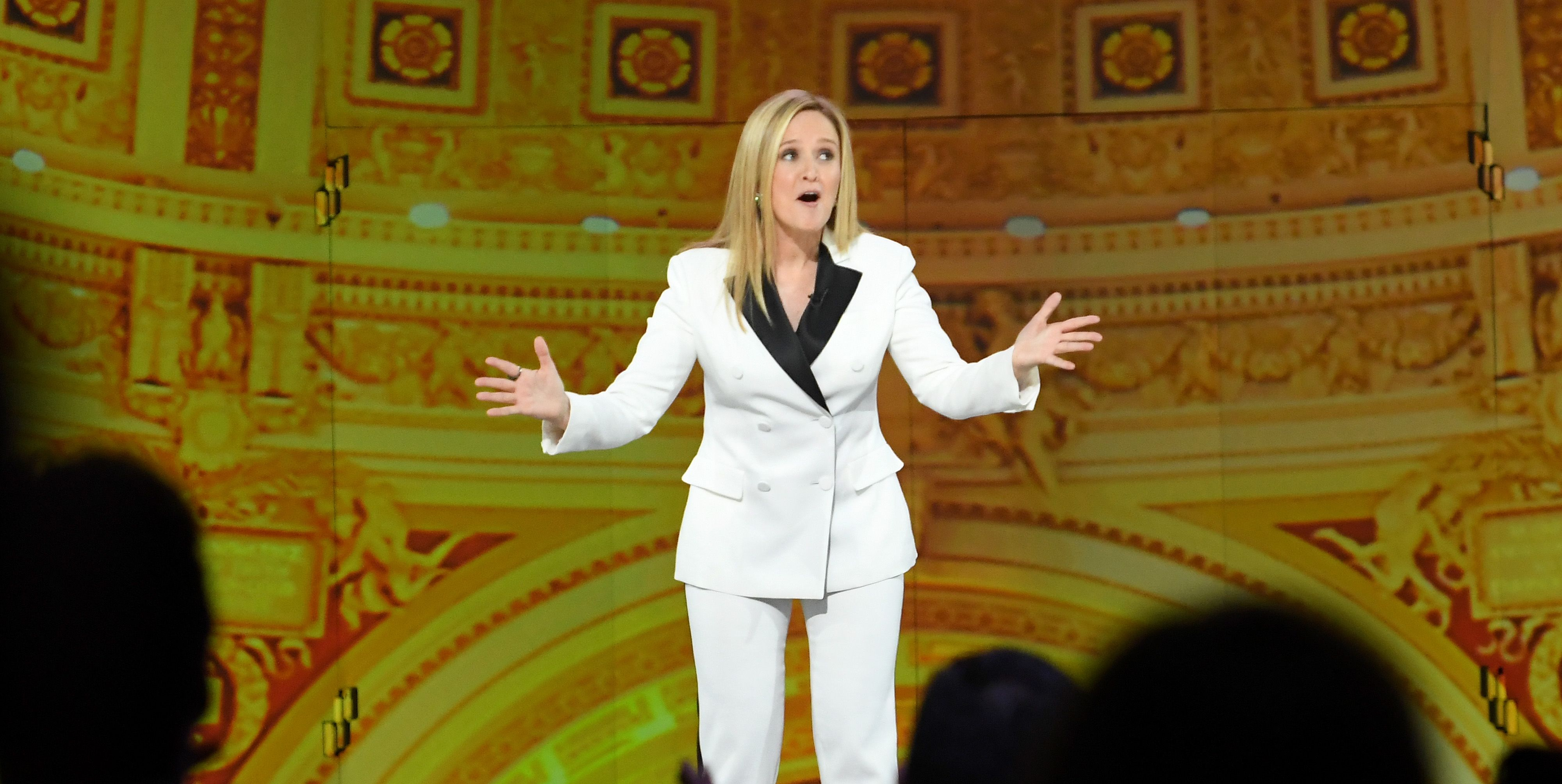 The Funniest Jokes from Samantha Bee's Not the White House Correspondents' Dinner