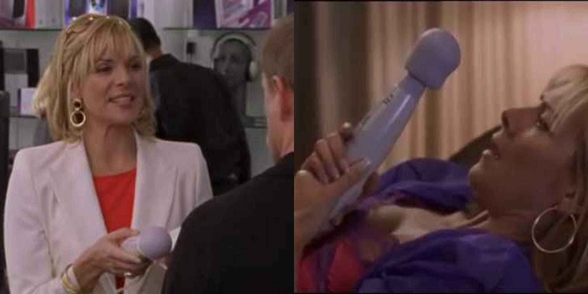 Vibrator from sex in the city