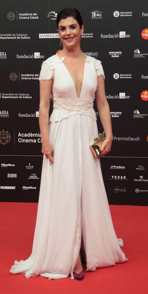 Samanta Villaren los premios Gaudí 2019