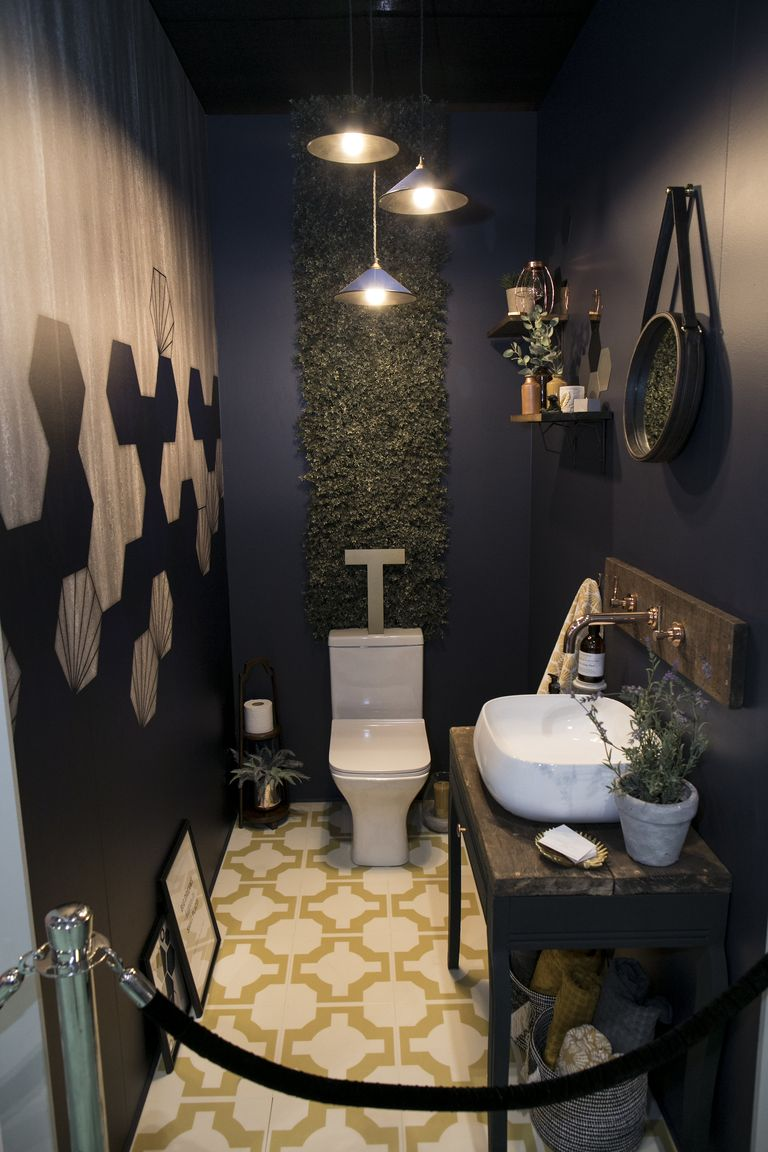8 Bold And Quirky Downstairs Toilet Ideas From Grand