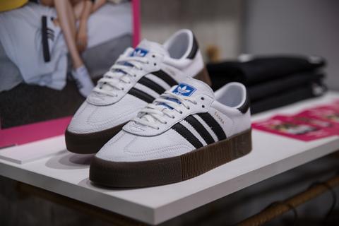 Cosmopolitan evento Adidas per Aw lab