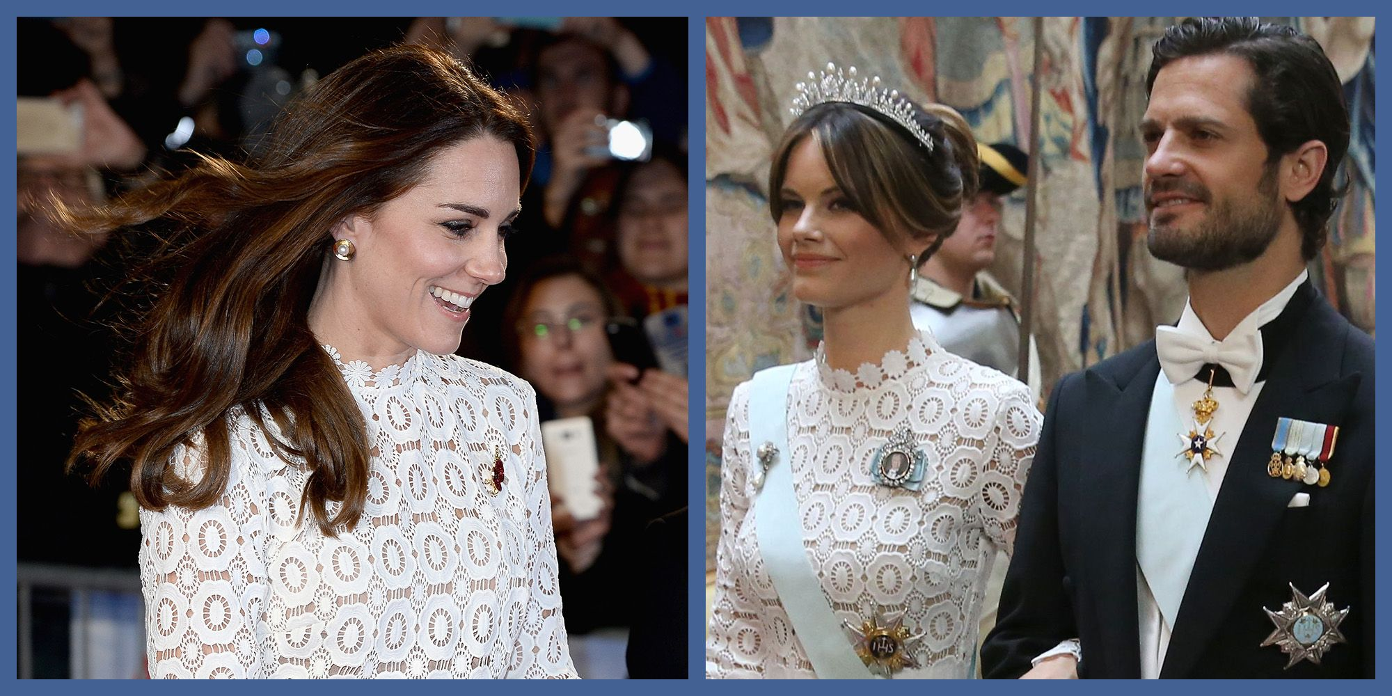15 Times Royals Wore the Exact Same Dress