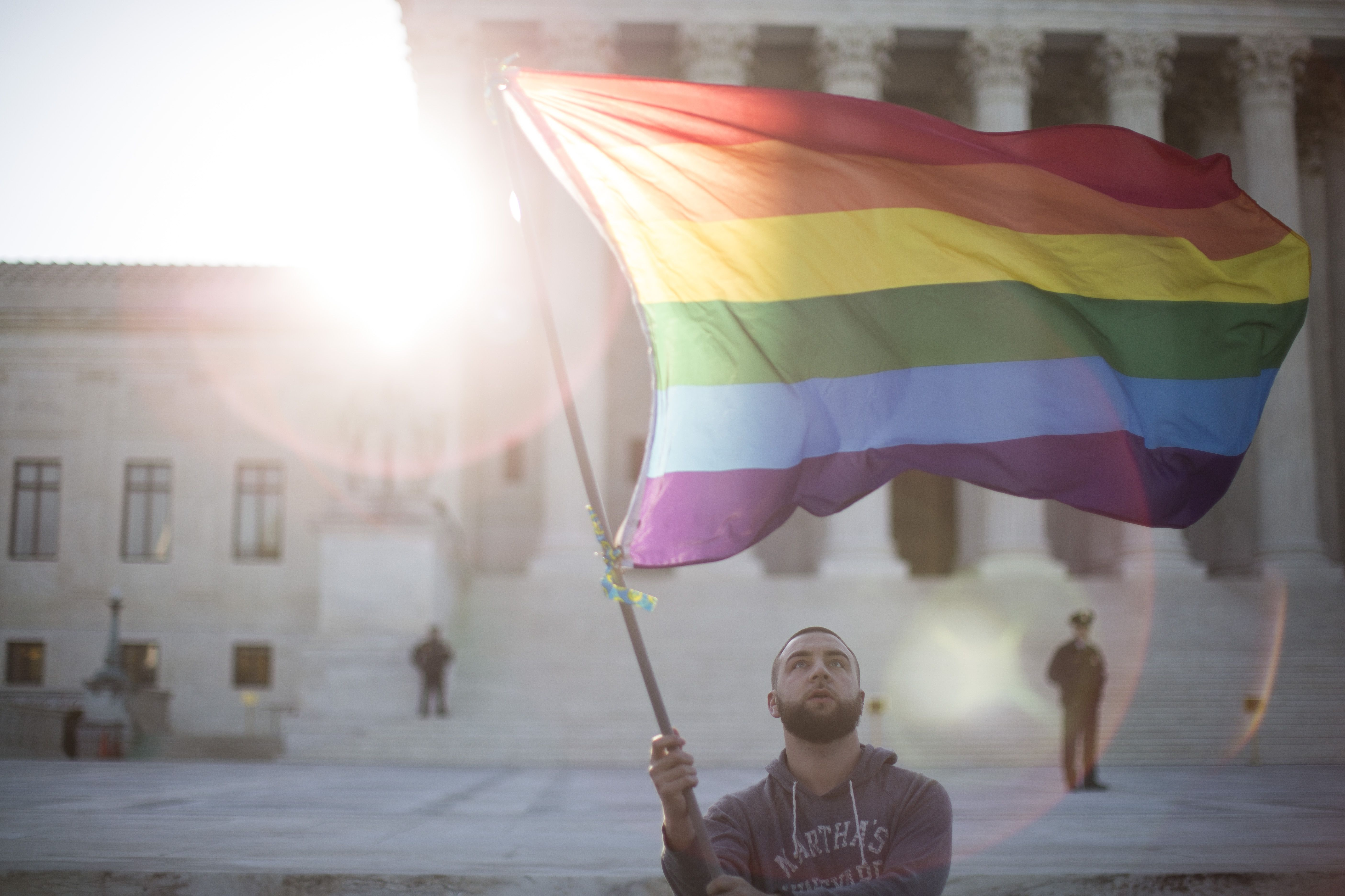 The Supreme Court Is Set to Decide Another Landmark Gay Rights Case. But It Isn't 2015 Anymore.