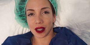 Samira se somete a su última operacion estética, de cartucheras, antes de ser madre
