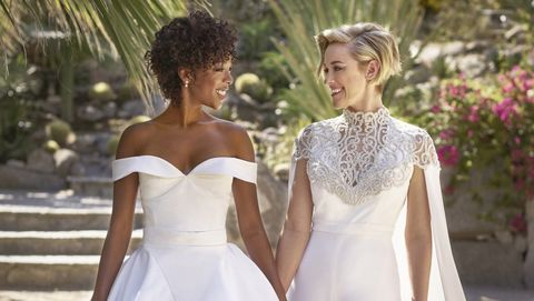 Orange is the New Black's Samira Wiley and Lauren Morelli have tied the knot