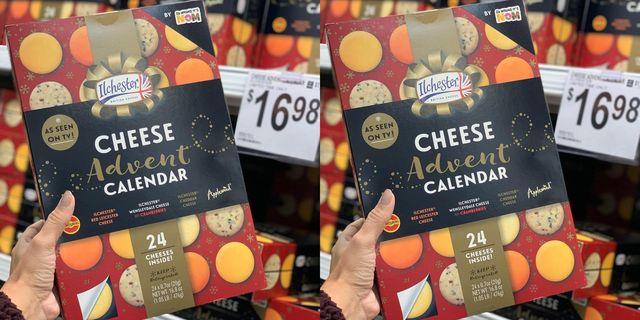 sam's club cheese advent calendar