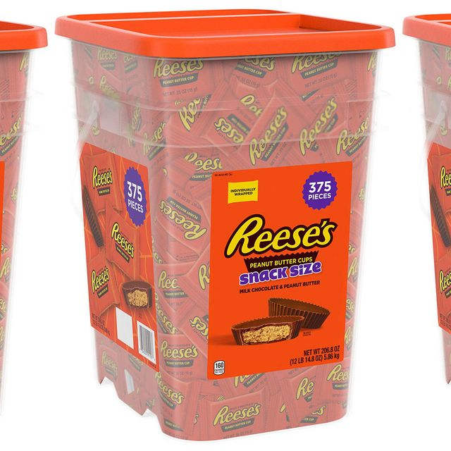 sam's club hershey's 375 count reese's peanut butter cups