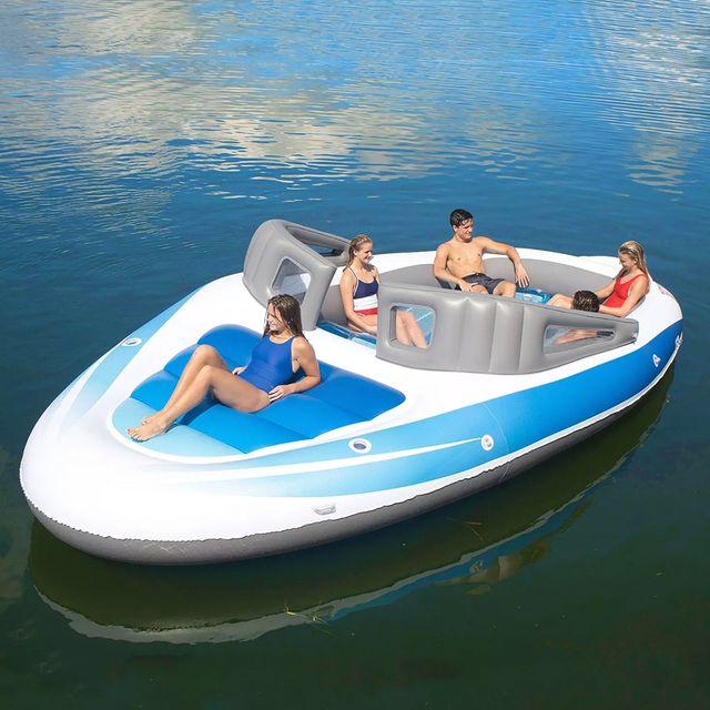 sam's club member's mark boat island float