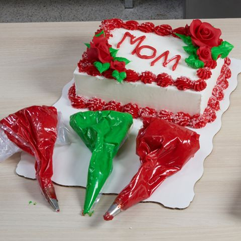 sam's club mother's day cake decorating kit