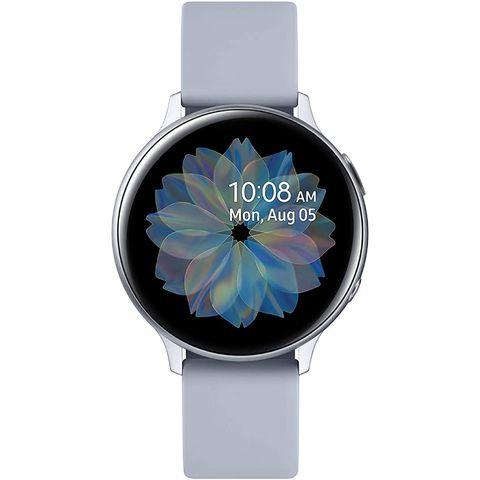 samsung galaxy watch active2 blauw sporthorloge activitytracker horloge hardlopen sporten
