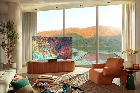 neo qled television by samsung