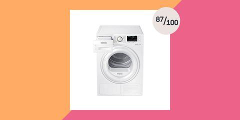 Samsung DV90M50001W Tumble Dryer Review