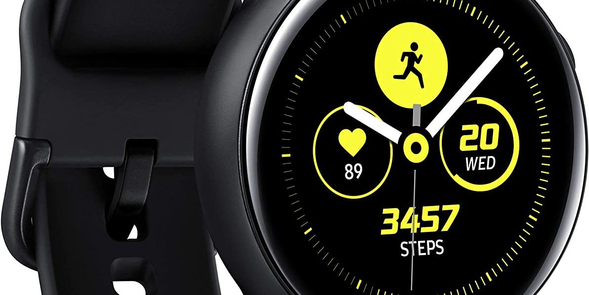 Samsung Galaxy Watch Active is £70 off in new sale