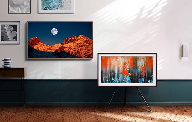 samsung the frame smart tv