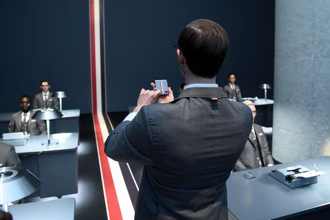 Samsung x Thom Browne - Galaxy Z Flip Thom Browne Edition Unveil Event