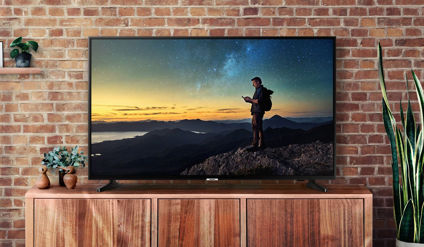 Samsung Smart TVs Are Sale So You Can Upgrade Your Home Theater