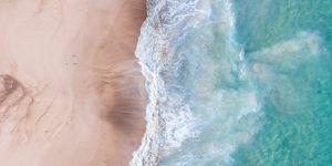 strand-uitzicht