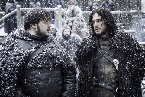 Sam Tarly Game Of Thrones Actor John Bradley On Samwell Surviving