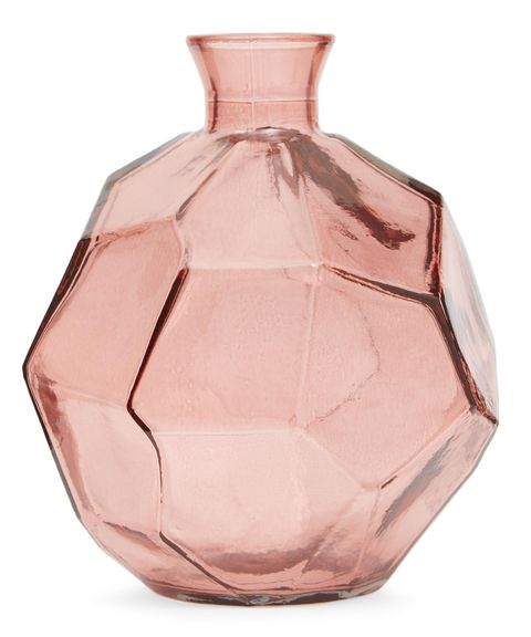 SAN MIGUEL RECYCLED GLASSShort Origami Vase