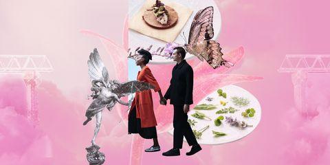 Tra le cose da fare a San Valentino sedersi tête-à-tête a cena è sempre il regalo che tu e la tua dolce metà vi meritate: 4 ristoranti speciali by Cosmo.