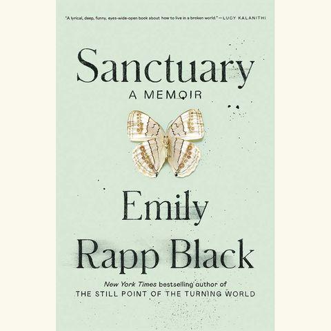 sanctuary, by emily rapp black