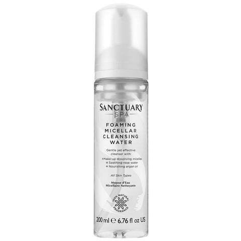 Sanctuary Spa Micellar Cleansing Water
