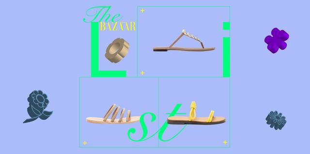 sandali bassi estate