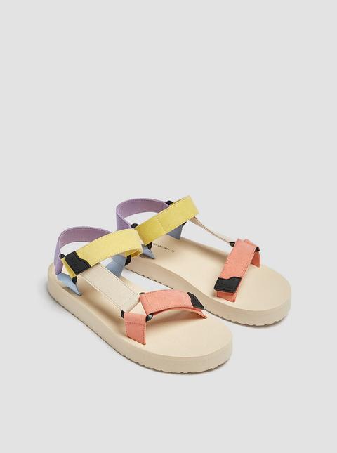 sandali bassi primavera estate 2021