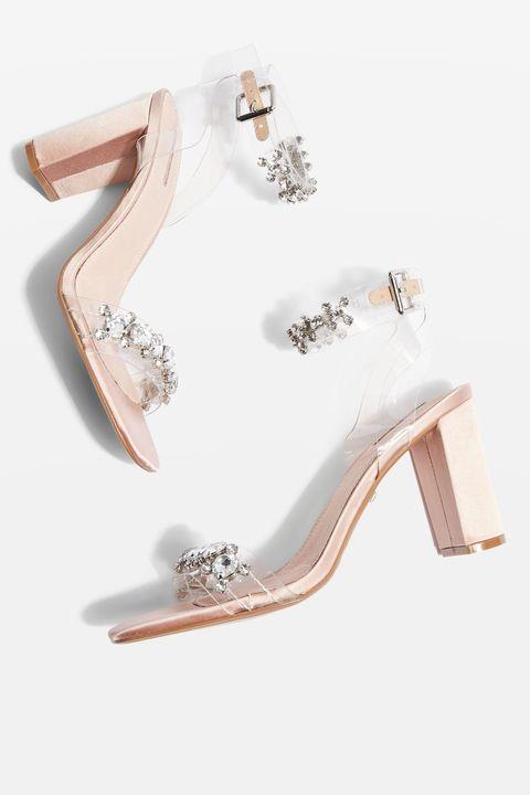 I 10 sandali gioiello con tacco più eleganti dell estate 2018 661b4705065