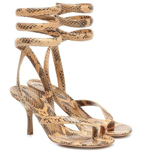 Sandali moda Primavera Estate 2020 Bottega Veneta