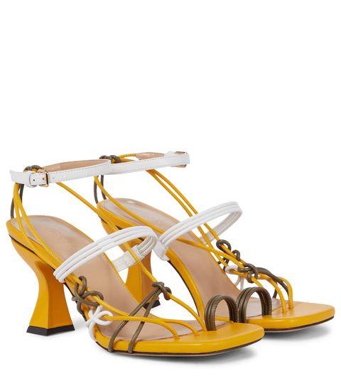 sandali moda primavera estate 2021
