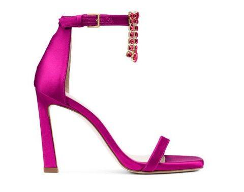 Footwear, High heels, Pink, Magenta, Violet, Purple, Sandal, Shoe, Lilac, Basic pump,