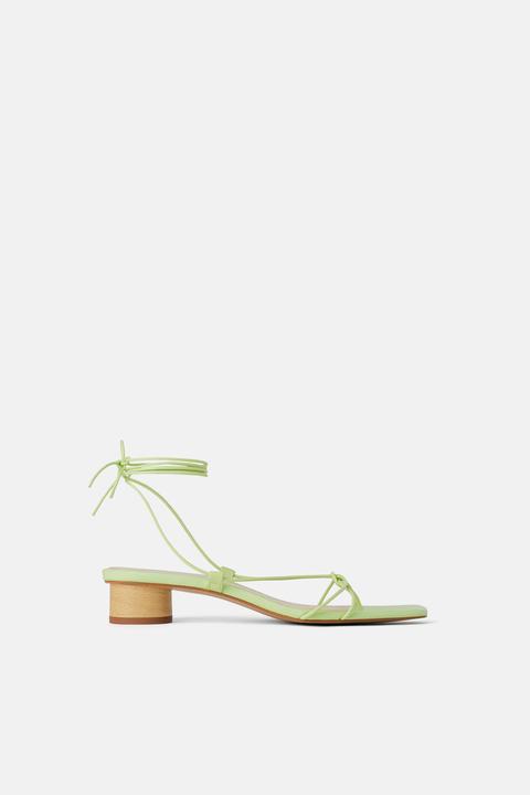 Sandali Zara 2019 Primavera Estate tendenza 1