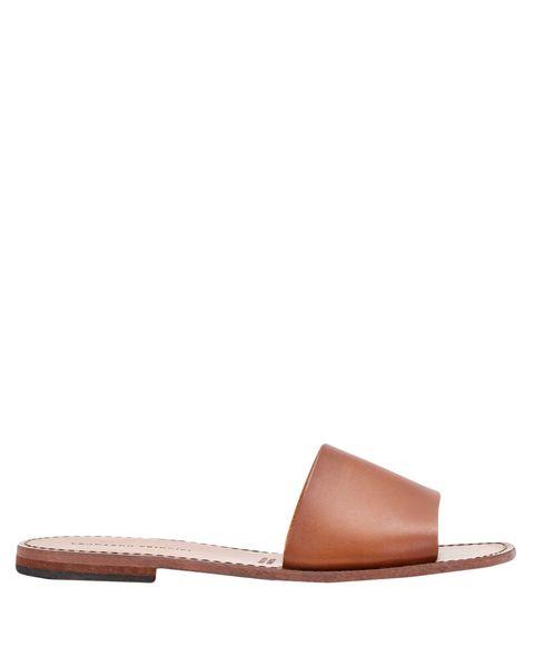 Sandalia de Leonardo Principi, disponible en Yoox.com (39 euros)
