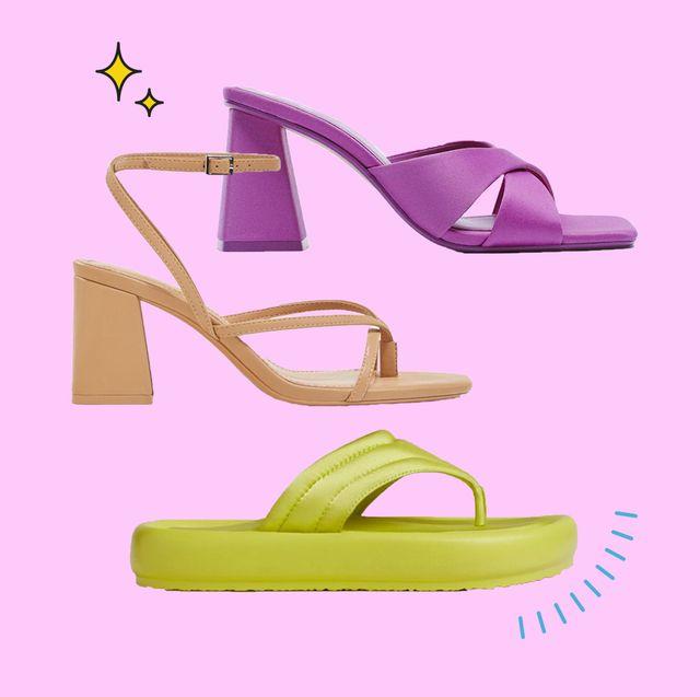 15 sandalias para bajitas