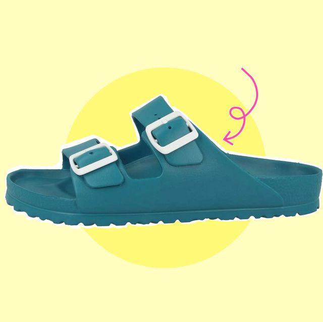 las sandalias del verano están en amazon