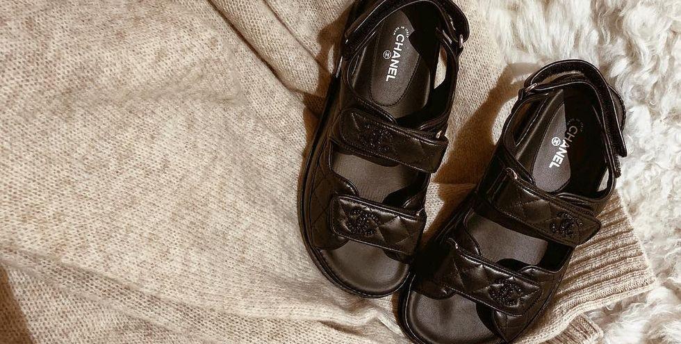 Dad sandals  así se llevan este invierno las sandalias de la primavera 017b09ebf9ee2