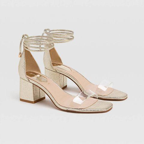 Enfermedad ganancia reacción  Stradivarius tiene las sandalias doradas más cómodas