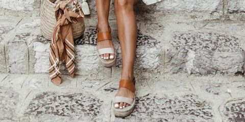 Footwear, Leg, Shoe, Human leg, Toe, Ankle, Foot, Street fashion, Nail, Sandal,