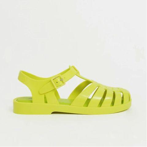 sandalias planas de verano