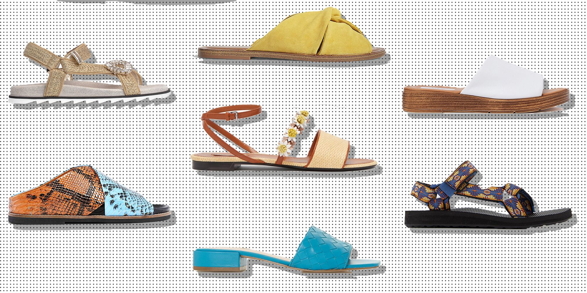36 Pairs Of Sandals To Buy This Summer