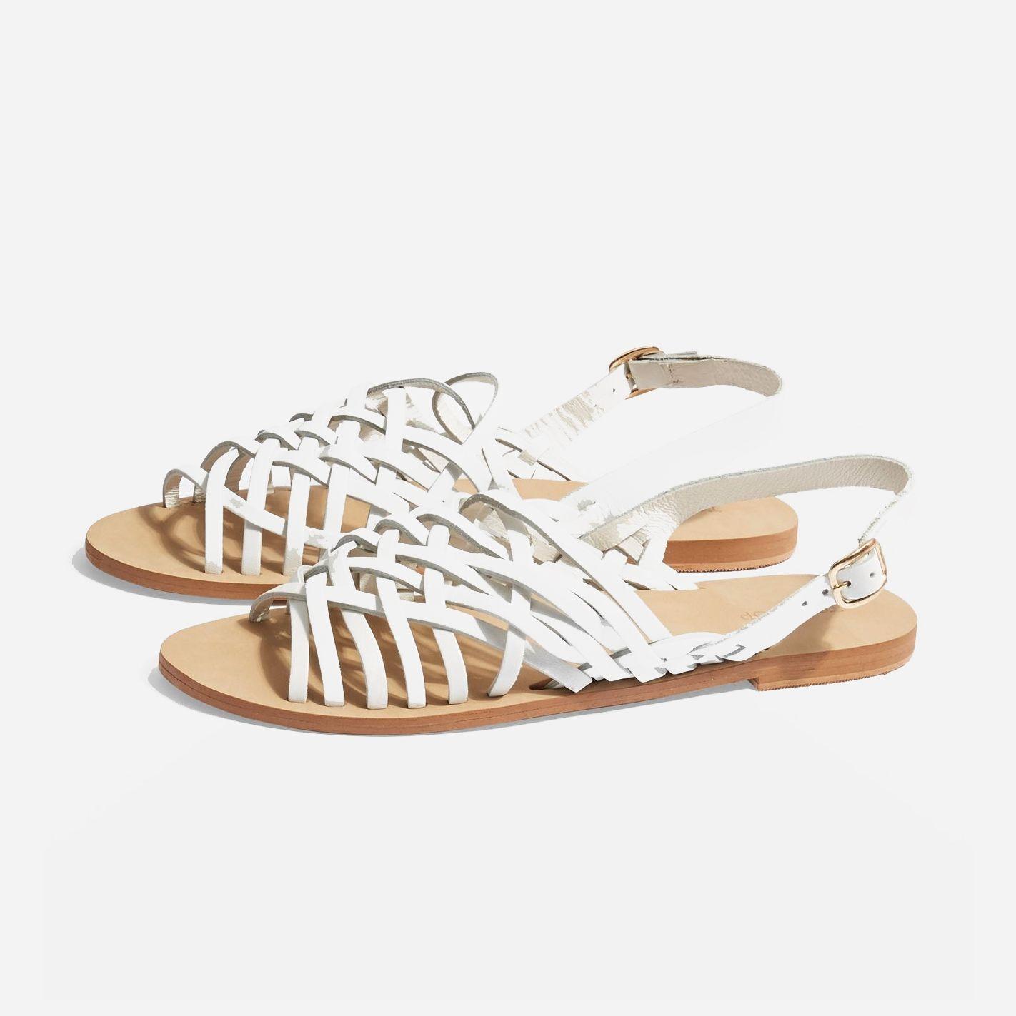 holiday capsule wardrobe: sandals