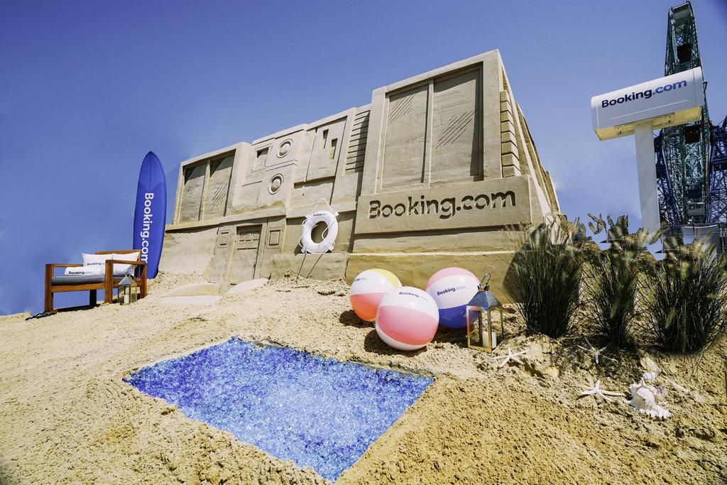 You Can Rent This Nearly 100-Ton Sandcastle for $29 a Night
