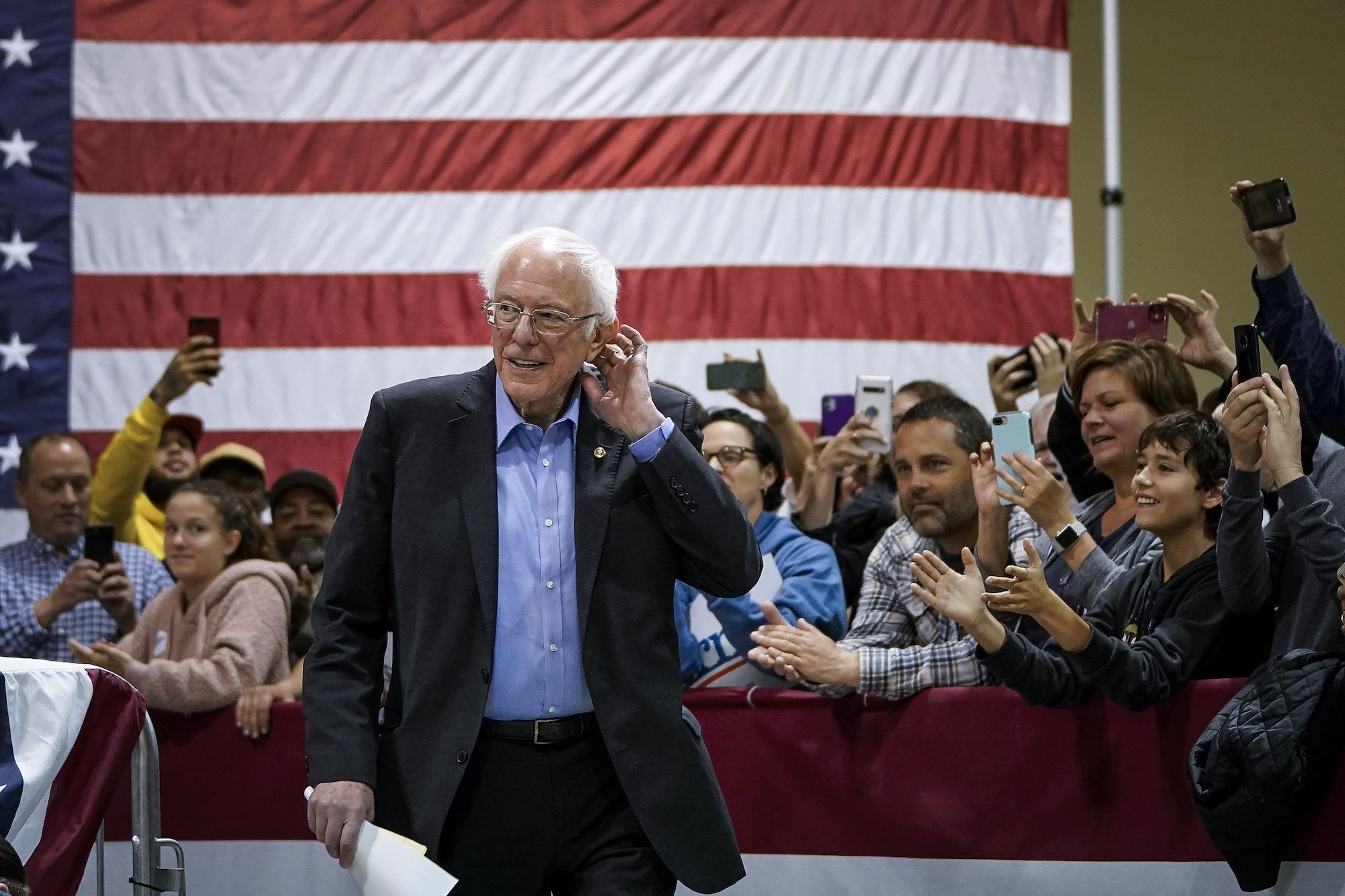 The Biggest Challenge for the Sanders Campaign Is Its Own Premature Triumphalism