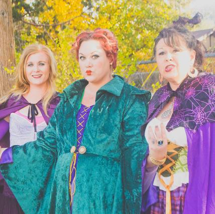 Halloween Costume Ideas For 3 Women.30 Best Halloween Costumes For 3 People Trio Costume Ideas