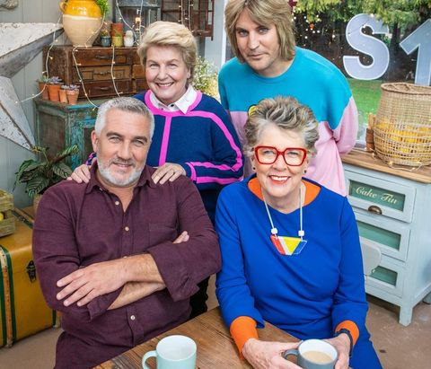 Christmas Cookie Challenge Judges.Bake Off Judge Admits Past Challenges Have Been Too Difficult