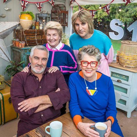 Sandi Toksvig has quit The Great British Bake Off