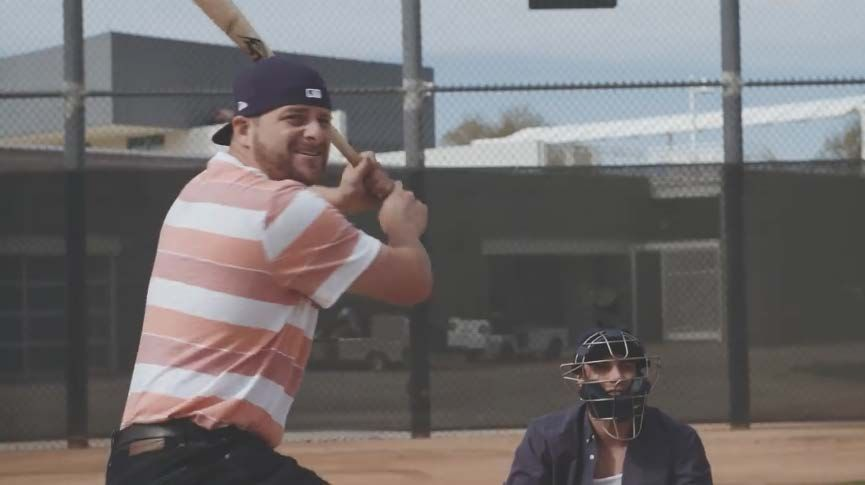 1552e338c485a Watch the Milwaukee Brewers Flawlessly Reenact a Scene From  The Sandlot