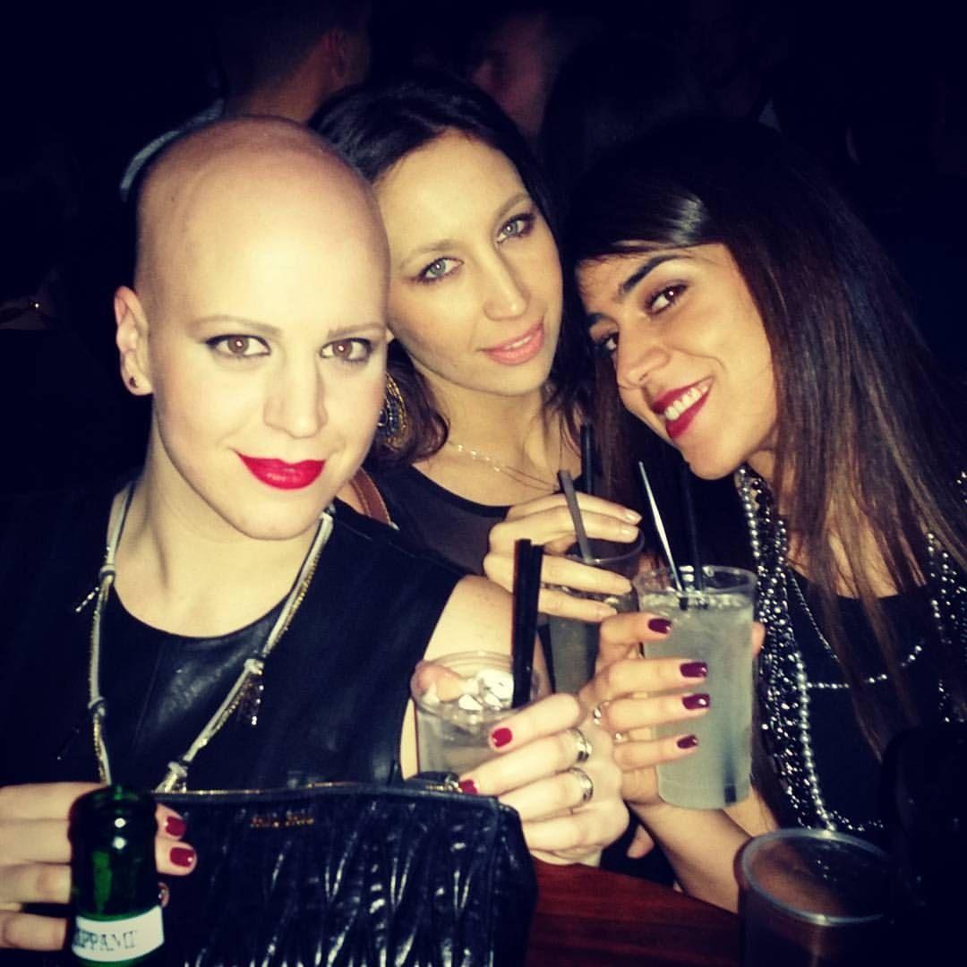 Taglio capelli con alopecia